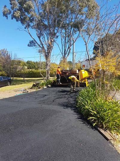 Asphalt Repairs NSW